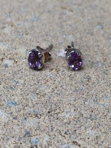 budha earrings