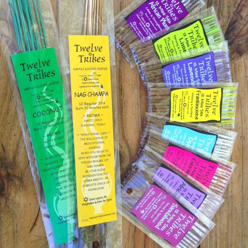 Twelve Tribes Incense Regular Stix Product