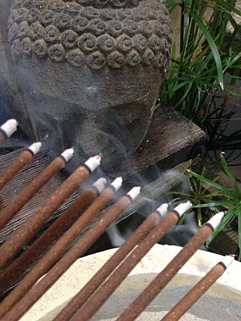 Twelve Tribes Incense Sticks Detail