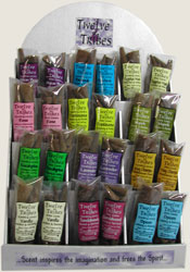 Twelve Tribes Incense Cone Display